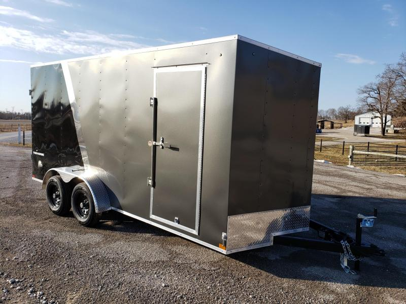 Formula Traverse 7x16x7 (7' Interior Height) Enclosed Cargo Trailer