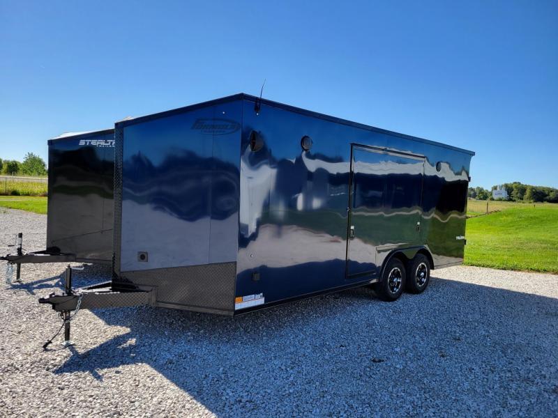 Formula 8.5x20x7 Triumph Enclosed Cargo Trailer
