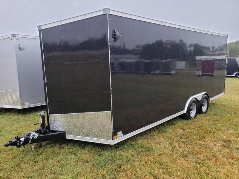 Sport 8.5X20TA3 (7' iNTERIOR) Enclosed Cargo Trailer