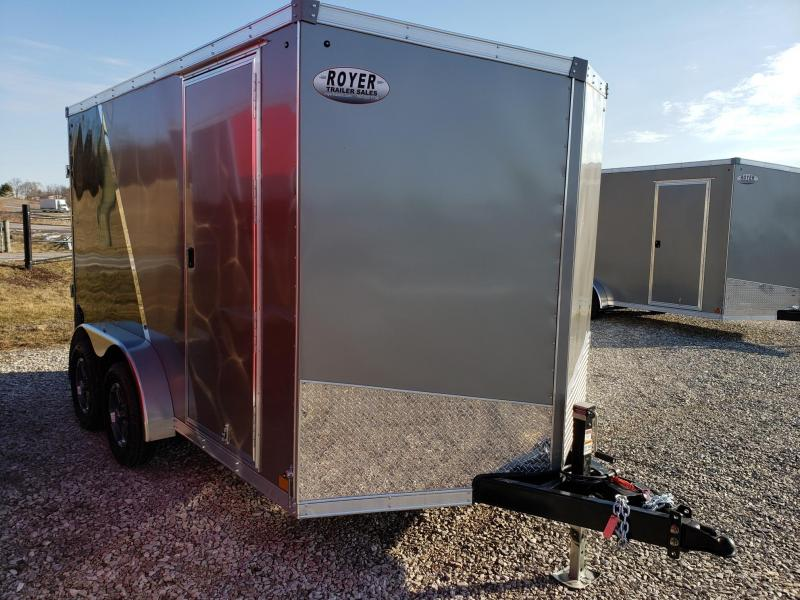 "Sport Trailer Victory 7x12 (6'6"" Interior Height) Enclosed Cargo Trailer"