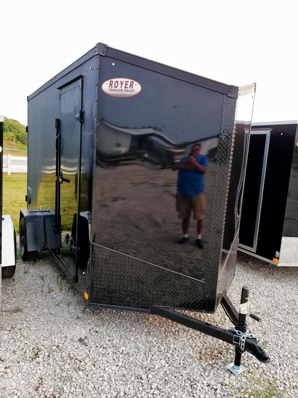 Stealth Titan 7x16x7 Blackout Enclosed Cargo Trailer