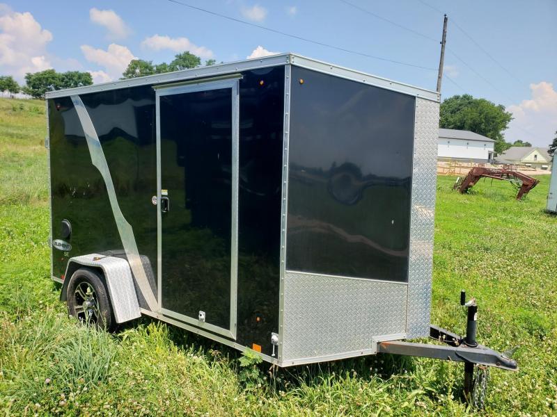 Used 2018 Look  6x10 Enclosed Cargo Trailer