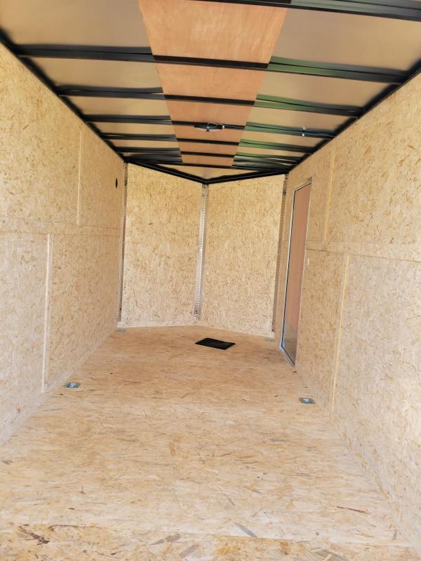 Formula 7X16X7 Traverse Enclosed Cargo Trailer