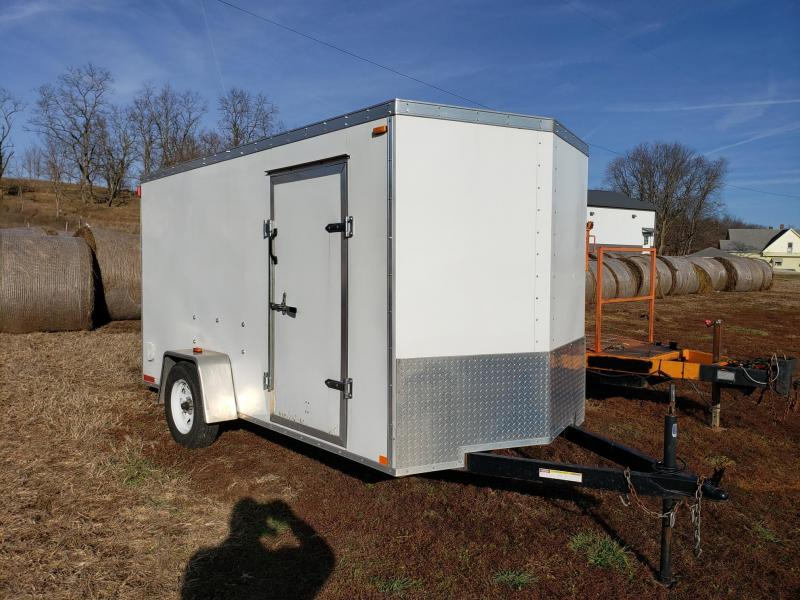 2010 Sure-Trac 6X12X6 Enclosed Cargo Trailer