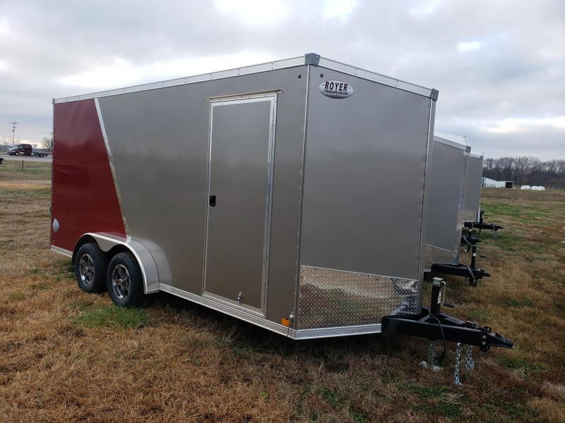 Sport Trailers 7X16X7 (7' Interior Height)  Enclosed Cargo Trailer