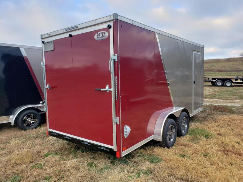 Sport Trailers 7X16X7 (7' Interior Height)  Enclosed Cargo Trailer