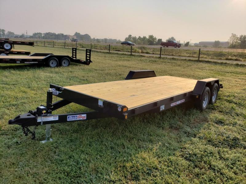 2020 Liberty 10K 83X20 Car / Racing Trailer