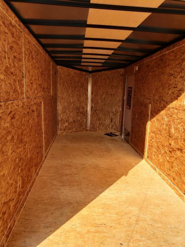 """Formula Traverse 7x16 +12"""" (7'Interior) Cargo/Enclosed Traailer"""
