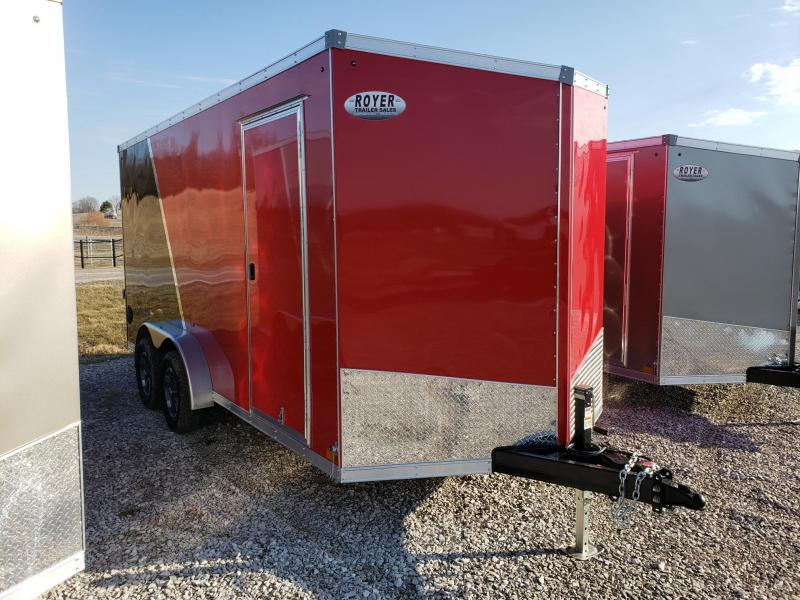 Sport  Victory Trailer 7x16 (7' Interior Height) Enclosed Cargo Trailer