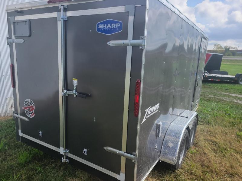 2021 Homesteader Trailers 7X14X6 Enclosed Cargo Trailer