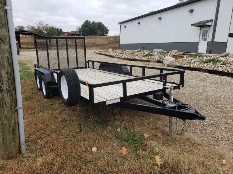 2019 Sure-Trac 82X16 Utility Trailer