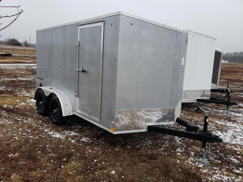 Formula Traverse 7x12x6 Enclosed Cargo Trailer