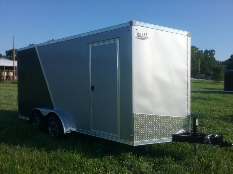 "7X16 (+12"" ADDITIONAL HEIGHT) SPORT Cargo/Enclosed Trailer"