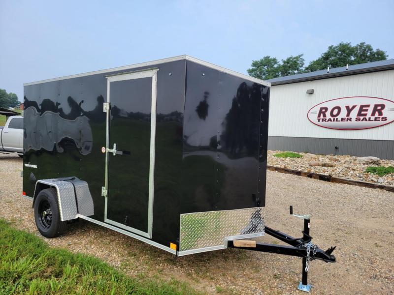 2022 Formula Traverse 6x12 Enclosed Cargo Trailer