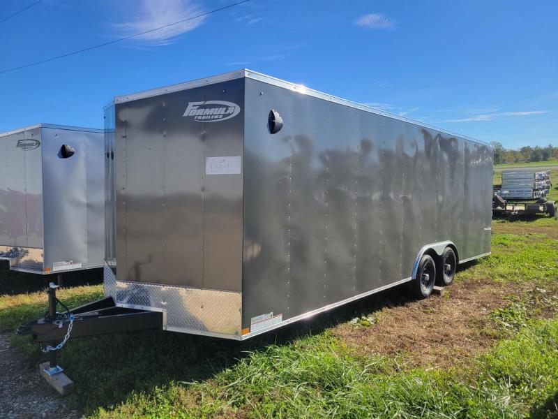2022 Formula 8.5x24x7 10K Traverse Enclosed Cargo Trailer