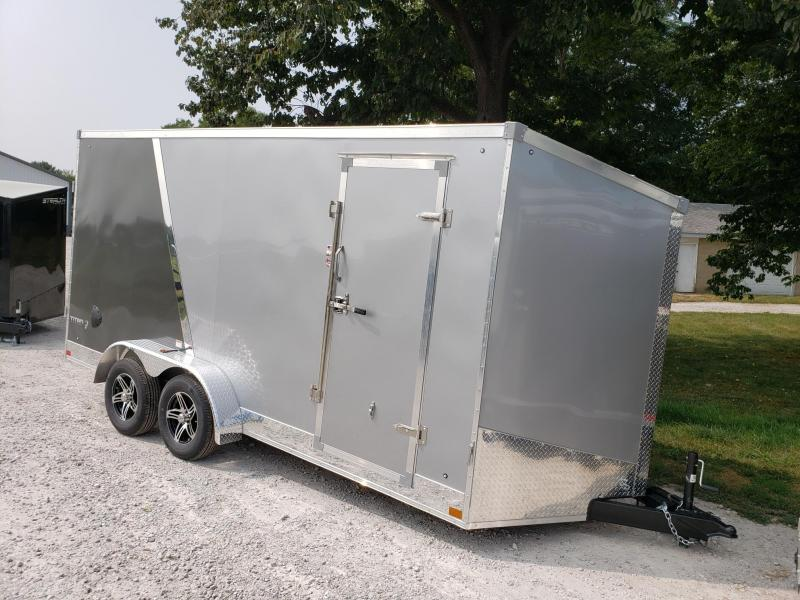 Stealth Titan 7x16x7 Enclosed Cargo Trailer
