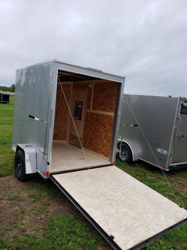 2020 Formula 5X8 TRAVERSE W/+18 Enclosed Cargo Trailer
