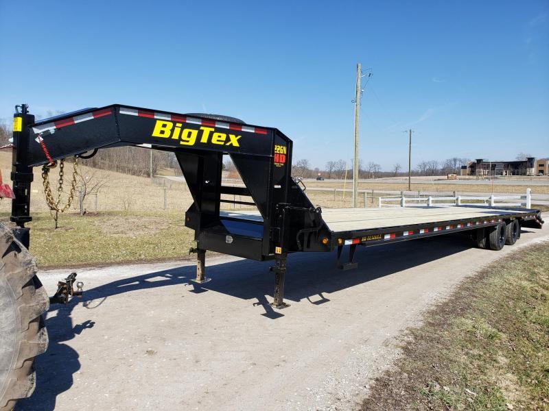 2021 Big Tex Trailers 22GN 35+5 W/Mega Ramps Flatbed Trailer