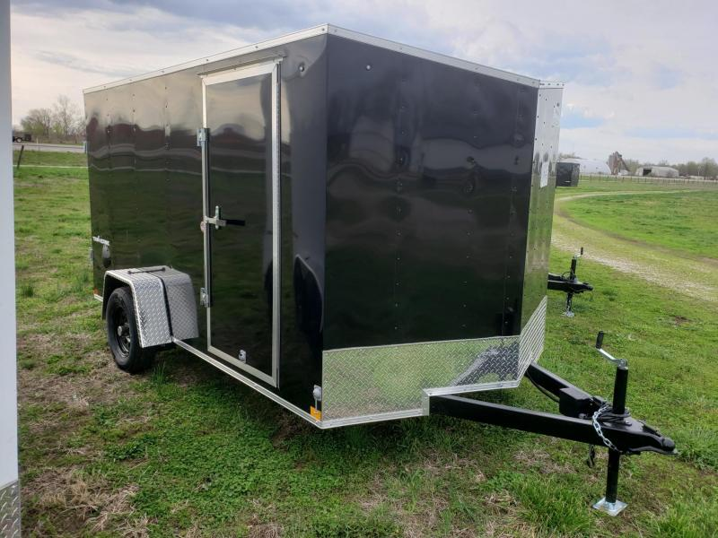 Formula Traverse 7x12x7 Enclosed Cargo Trailer