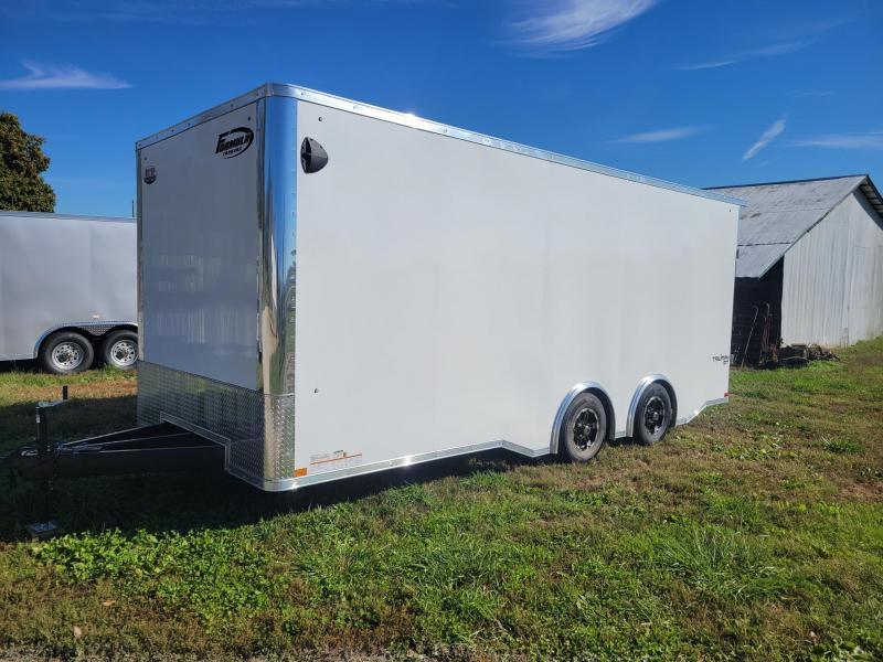 2022 Formula 8.5x20 10K Triumph R/T Enclosed Cargo Trailer