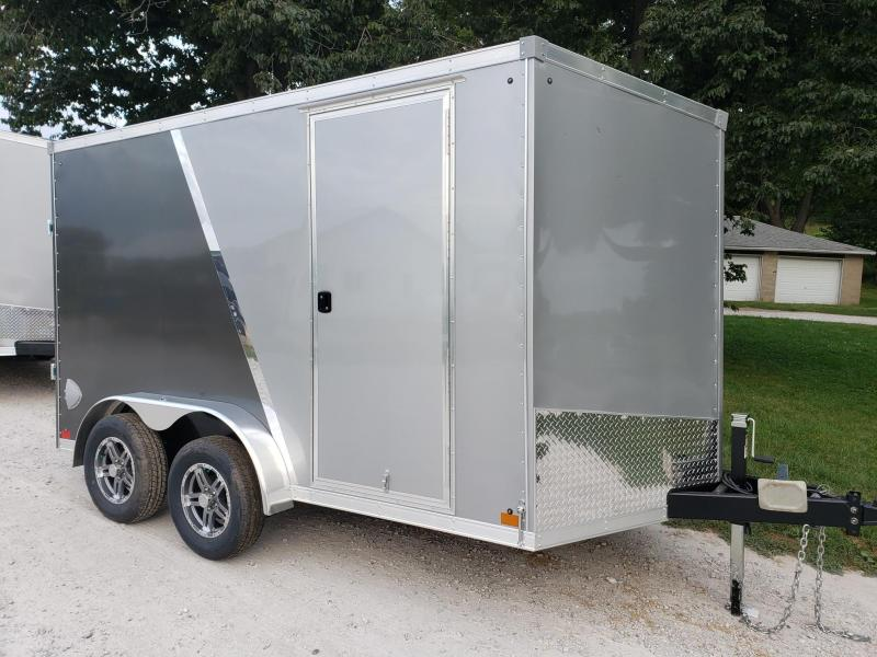 Sport Trailers 7x12x6.5 Enclosed Cargo Trailer