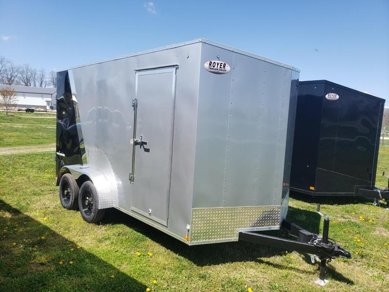 "Formula Traverse 7x16 +12"" 7' Interior Height) Enclosed Cargo Trailer"