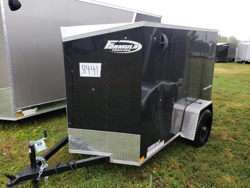 Formula Traverse 5x8 Enclosed Cargo Trailer