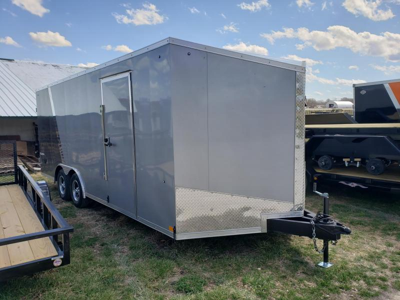 Formula 8.5X20 7K Enclosed Cargo Trailer