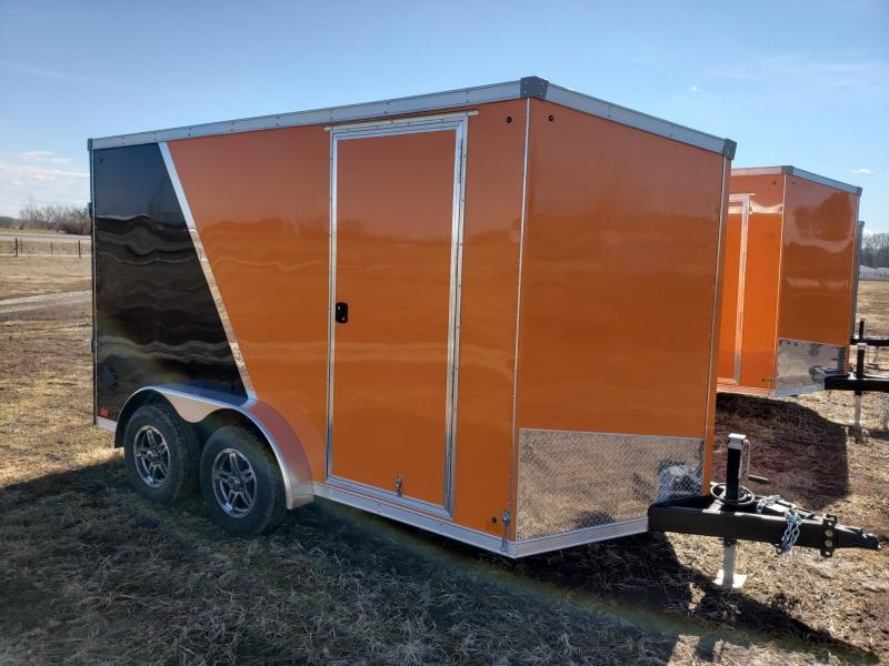 "Sport  Victory Trailer 7x12 (6'6"" Interior Height)Enclosed Cargo Trailer"