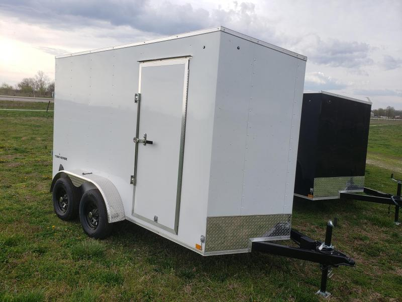 Formula 6.0X12x7 Traverse Enclosed Cargo Trailer