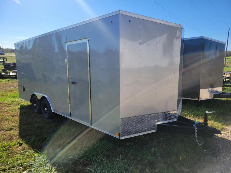 2022 Formula 8.5x20x7 10K Traverse Enclosed Cargo Trailer
