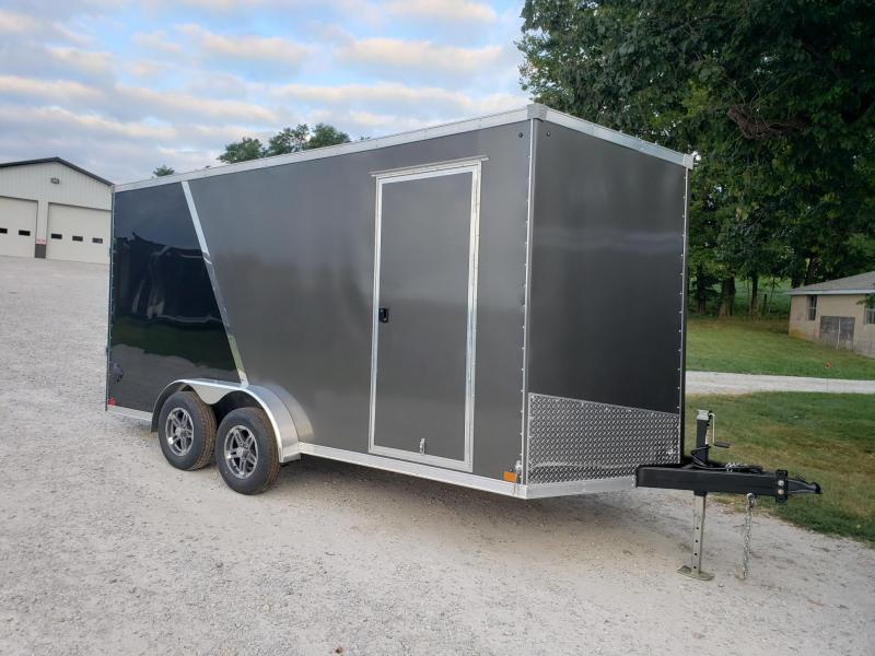 Sport Trailers 7x16x7 Enclosed Cargo Trailer