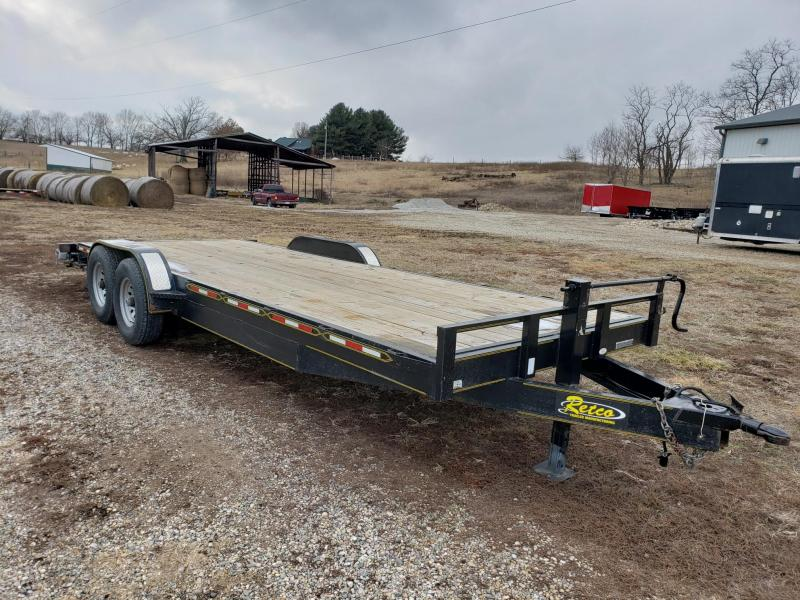 2014 Retco 82X20 14K Equipment Trailer