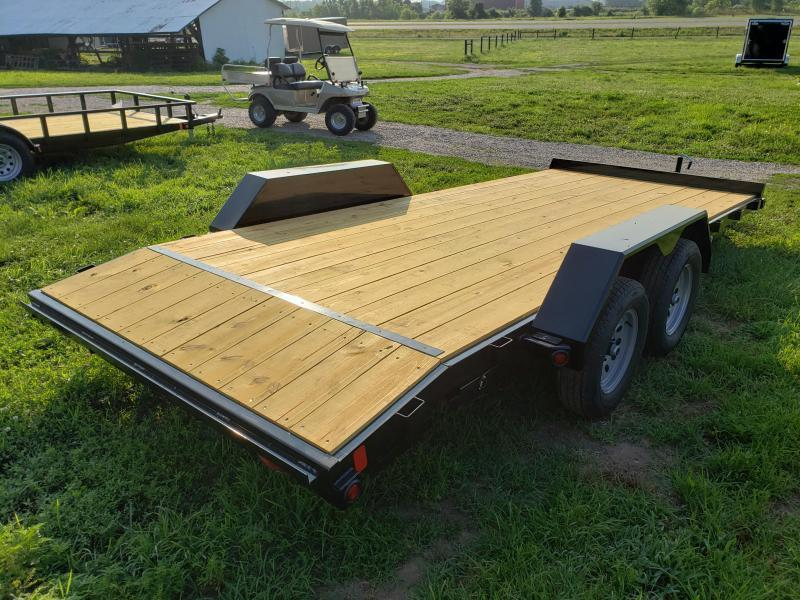 Liberty 7K 83X18 Car / Racing Trailer