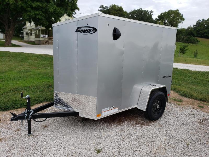 FORMULA 5X8X5.6 CARGO/ENCLOSED TRAILER
