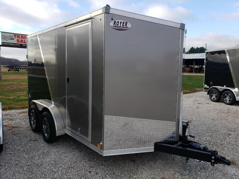 "Sport Victory 7x12x6'6"" ""SCRATCH & DENT SPECIAL"" Enclosed Cargo Trailer"