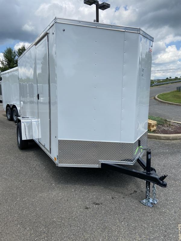 2021 Pace American PSCAB6.0X10SI2FF Enclosed Cargo Trailer