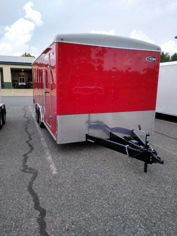 2020 ITI Cargo PL8X18T Enclosed Cargo Trailer