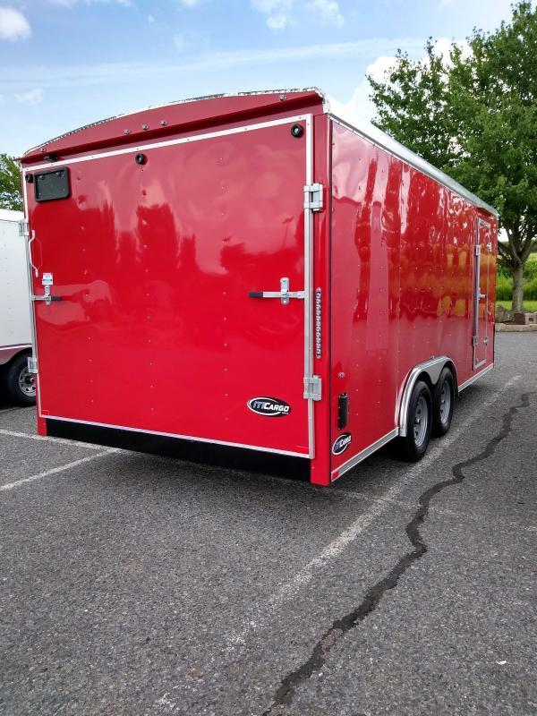 2020 ITI Cargo PL8X18T Enclosed Cargo Trailer
