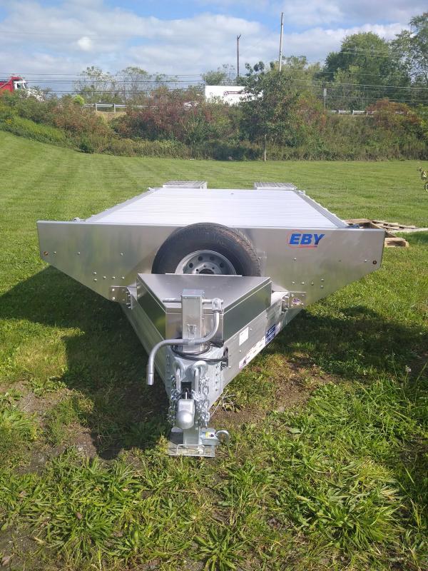 2021 EBY DO14K Equipment Trailer Equipment Trailer