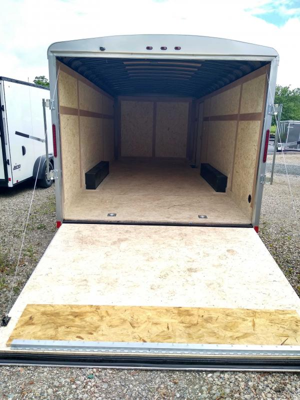 2020 Wells Cargo RF8520T3 Enclosed Cargo Trailer