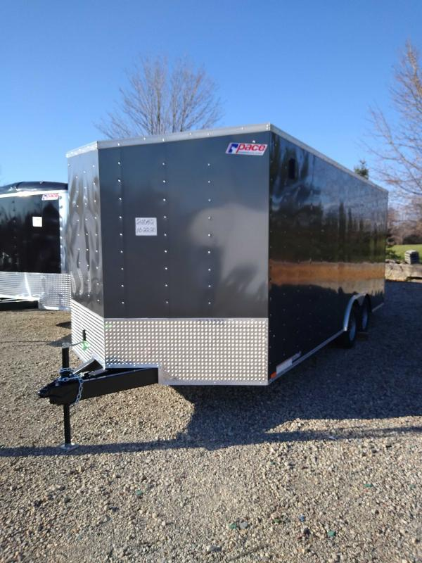 2021 Pace American PSAAB8.5X20TE2FF Cargo Trailer Enclosed Cargo Trailer
