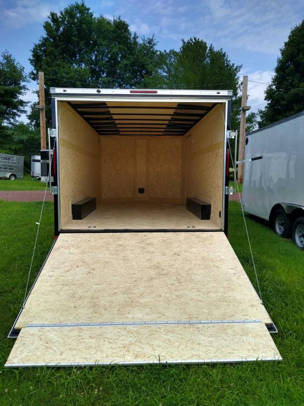 2021 Haulmark PP8516T2 Cargo Trailer Enclosed Cargo Trailer