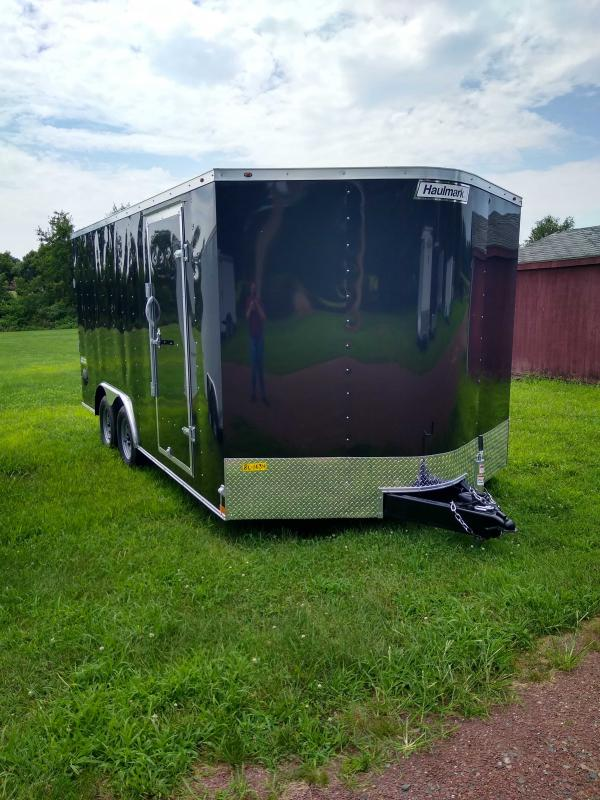 2021 Haulmark PP8516T2 Cargo Trailer Enclosed Cargo Trailer