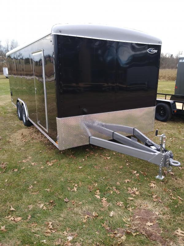 2021 ITI Cargo Y9824ITIFCH-TA-100 Enclosed Cargo Trailer