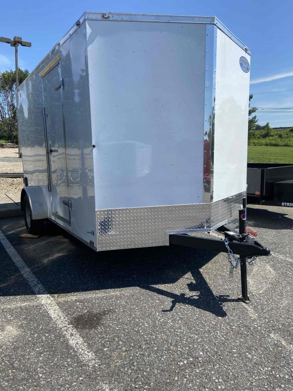 2021 Continental Cargo VHW712SA  Enclosed Cargo Trailer