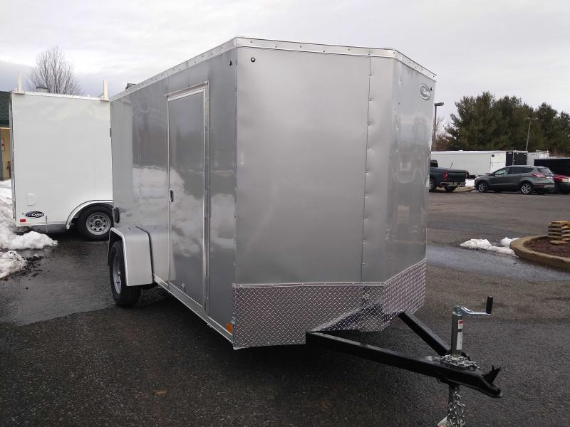 2021 ITI Cargo Y7212SAV Enclosed Cargo Trailer