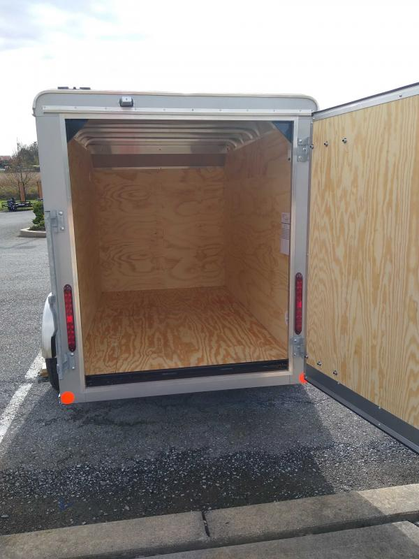 2021 Car Mate Trailers CM508EC Enclosed Cargo Trailer
