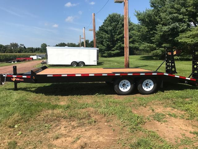 2021 B-Wise EDB20-15 Equipment Trailer