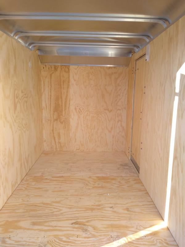 2021 Car Mate Trailers CM610EC Enclosed Cargo Trailer